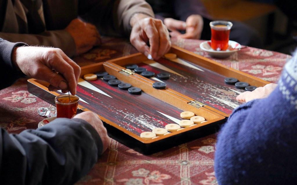 Backgammon Ramadan gift