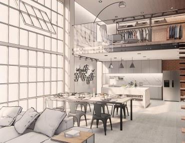 تصاميم منازل حديثة