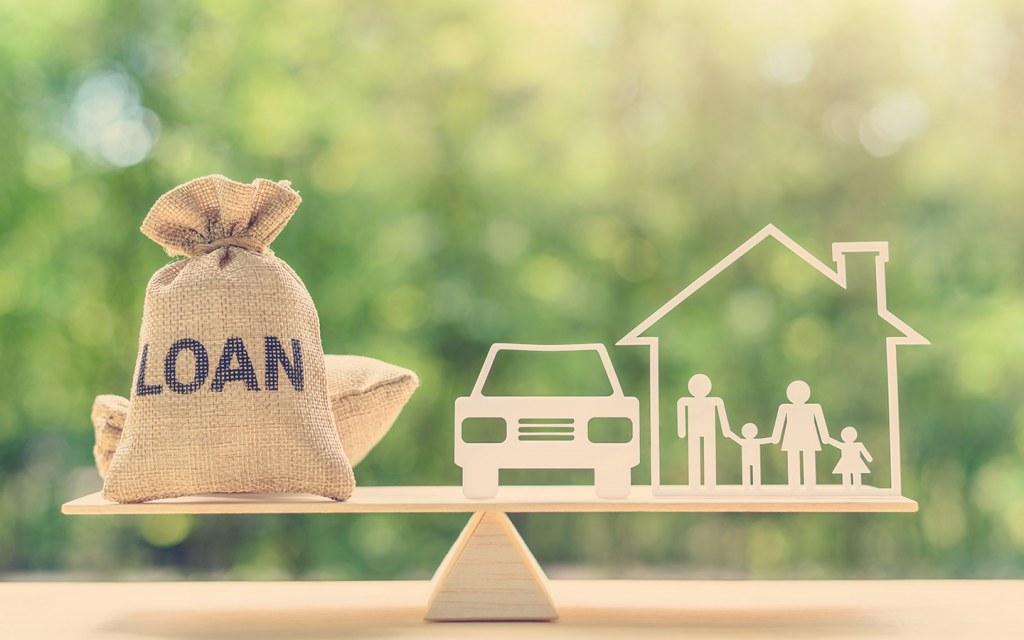 قرض بنك التسليف