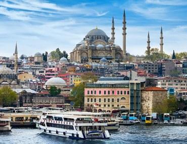 الإستثمار في تركيا