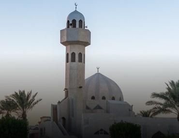 اوقات الصلاة في مسجد الدمام