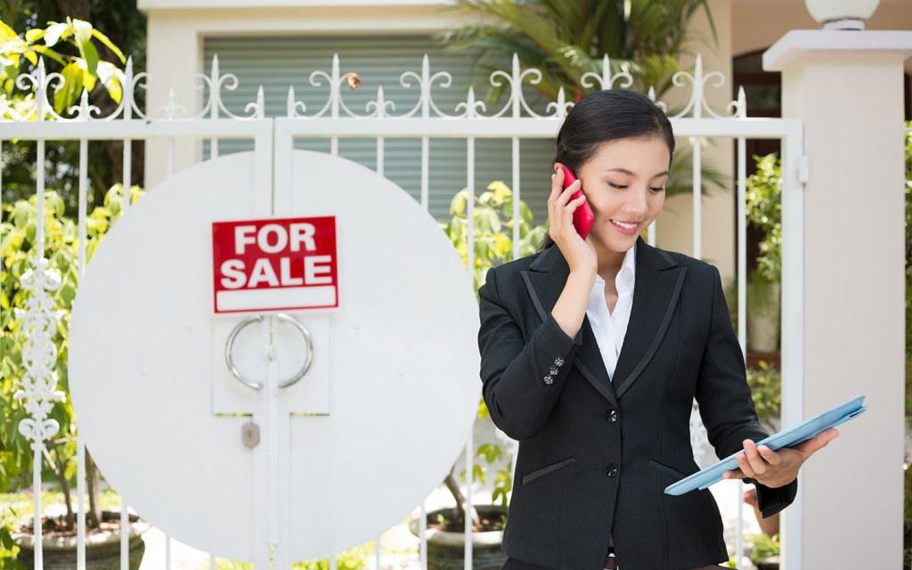 التواصل مع زبائن البيت للبيع