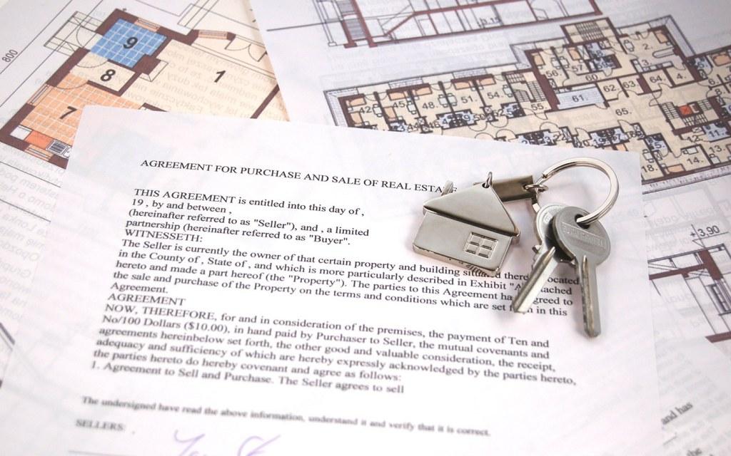 قوانين البيت للبيع