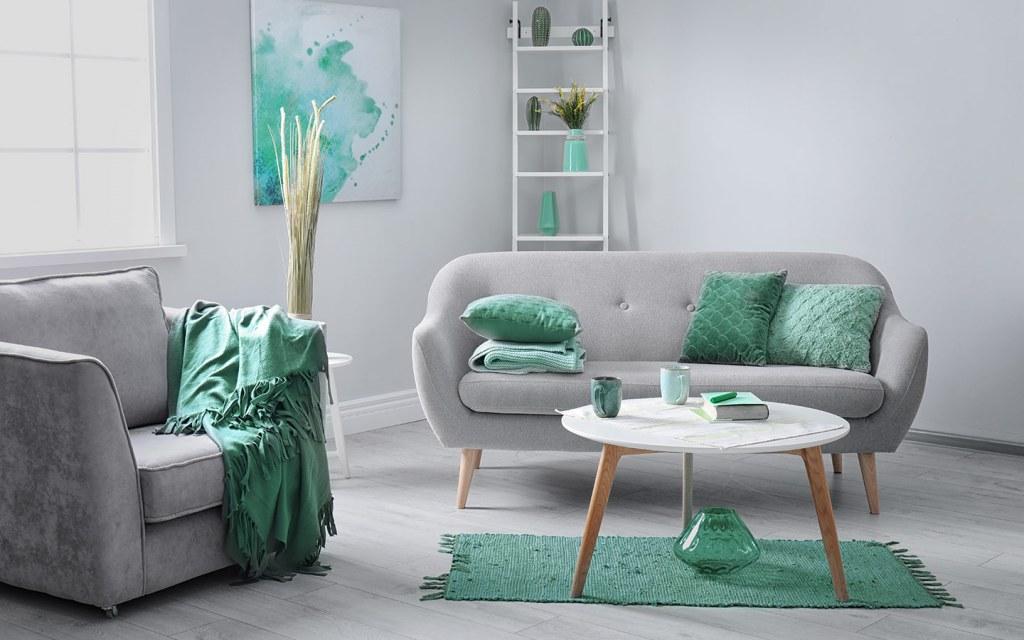 ألوان الغرف