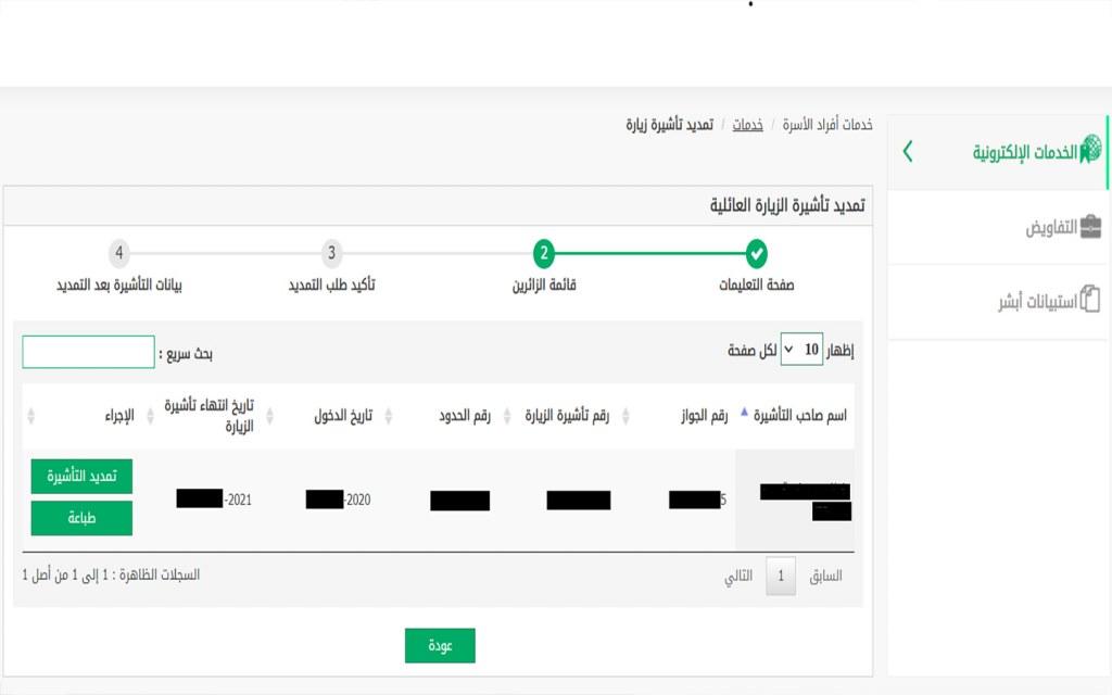 تأشيرة الزيارة إلى المملكة العربية السعودية خطوات ومعلومات مدونة بيوت السعودية