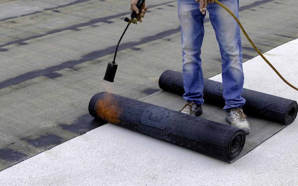 تقنيات عزل اسطح
