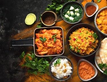 مطعم هندي جدة