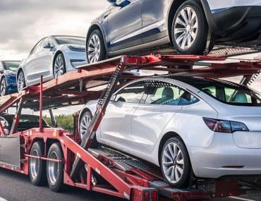 شركات نقل السيارات